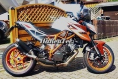 KTM 1290 Super Duke mit Bodis von Chris